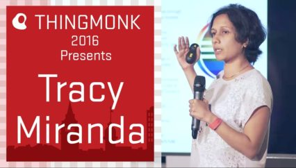 ThingMonk 2016: Tracy Miranda – The 7 Habits of Highly Diverse Communities