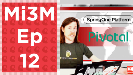 Monkchips in 3 Minutes – Ep 12 – On Pivotal, Spring and Developer-led Transformation