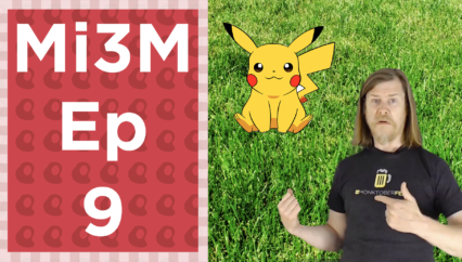 Monkchips in 3 Minutes – Ep 9 – Politics, Pokemon, 'pollo 11 and more