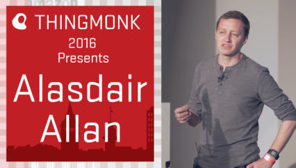 ThingMonk 2016: Alasdair Allan – The Little Things of Horror