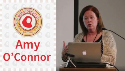 Monktoberfest 2016: Amy O'Connor – Thoughts on Beer, Health, and Data Analytics