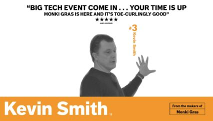 Monki Gras 2017: Kevin Smith – Modern Shrink-wrap Software
