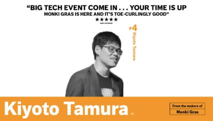 Monki Gras 2017: Kiyoto Tamura – Packaging Ecosystems: How to Make Your Open Source Project Matter