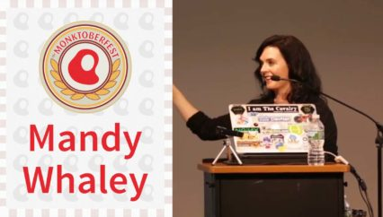 Monktoberfest 2016: Mandy Whaley – The Power of #FamilyOps for Women in Tech