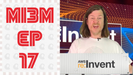 Monkchips in 3 Minutes – Ep 17 – AWS re:Invent, AWS re:Invent, AWS re:Invent