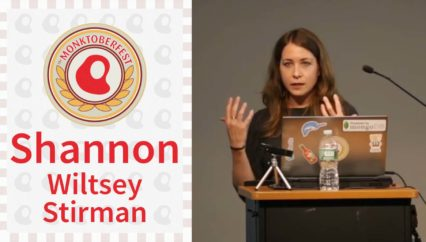 Monktoberfest 2016: Shannon Wiltsey Stirman – Mental Health Recovery: Is There An App for That?