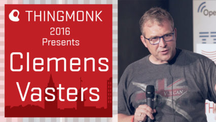 ThingMonk 2016 – Clemens Vasters – The Difficulties of Scale