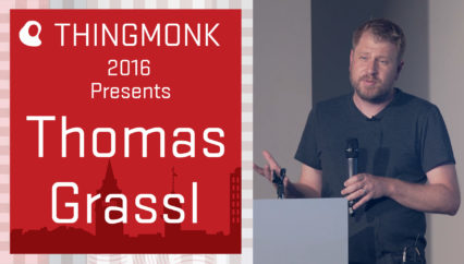 ThingMonk 2016: Thomas Grassl – Moving Containers at Scale