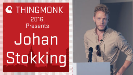 ThingMonk 2016: Johan Stokking – The Things Network