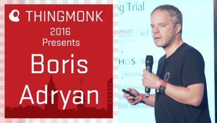 ThingMonk 2016: Boris Adryan – Just Because You Can Doesn't Mean You Should