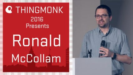 ThingMonk 2016: Ronald McCollam – resin.io end-to-end or bust