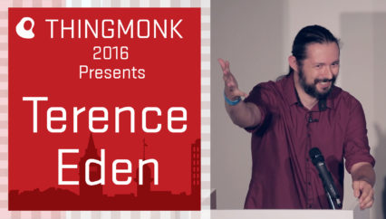 ThingMonk 2016: Terence Eden – The (Connected) House of Horrors