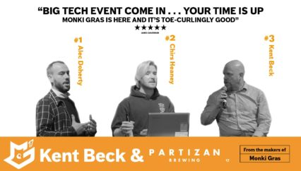 Monki Gras 2017: Kent Beck & Partizan Brewing – Part 2