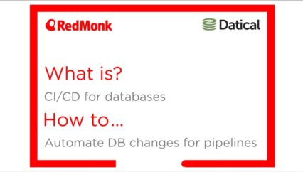 What is CI/CD for databases? How to automate DB changes for pipelines?