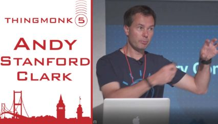 Introducing Digital Twin | Andy Stanford-Clark | Thingmonk 2017