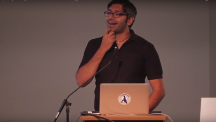Monktoberfest 2014: Aneel Lakhani – Psychological Demands of Technology