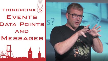 Events, Data points and Messages | Clemens Vasters | Thingmonk 2017