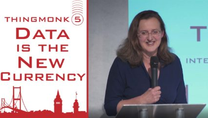 Data is the New Currency | Dr Monica Horten | Thingmonk 2017
