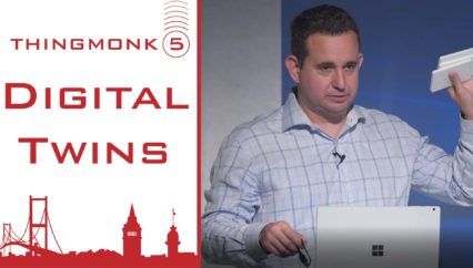 Digital Twins: From Zero to Cloud Scale | Juan Perez | Thingmonk 2017