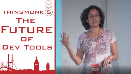 The Future of Developer Tools for IoT | Tracy Miranda | Thingmonk 2017