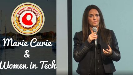 Marie Curie, Open Source, Kickstarter and Women in Tech | Amanda Whaley | Monktoberfest 2017