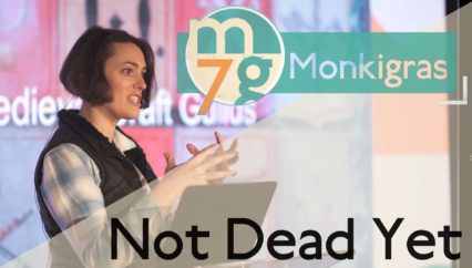 Not Dead Yet | Dormain Drewitz | Monki Gras 2018