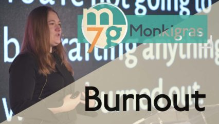 Burnout | Jessica Rose | Monki Gras 2018
