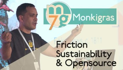 Friction, Sustainability & Open source | Luis Villa | Monki Gras 2018