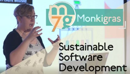 Sustainable software development | Mazz Mosley | Monki Gras 2018