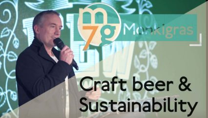 Craft Beer, Sustainability and the World Land Trust | David Scott | Monki Gras 2018