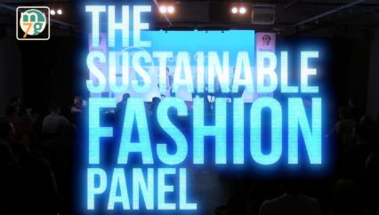The sustainable fashion panel | Olivia Pinnock, Kresse Wesling, David Giusti & Oliver Wayman | Monki Gras 2018