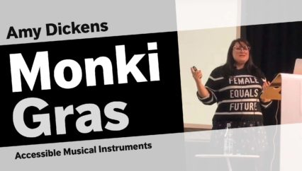 Amy Dickens – Inclusive Design In Digital Musical Instruments