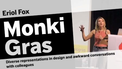 Eriol Fox: Diverse representations in design and awkward conversations with colleagues