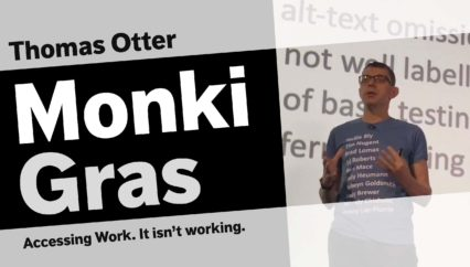 Thomas Otter: Accessing Work. It isn't working.