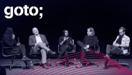 GOTO 2018 • Fireside Chat: Brave New World of Software • Cindy, Simon, Geeta, James & Mark